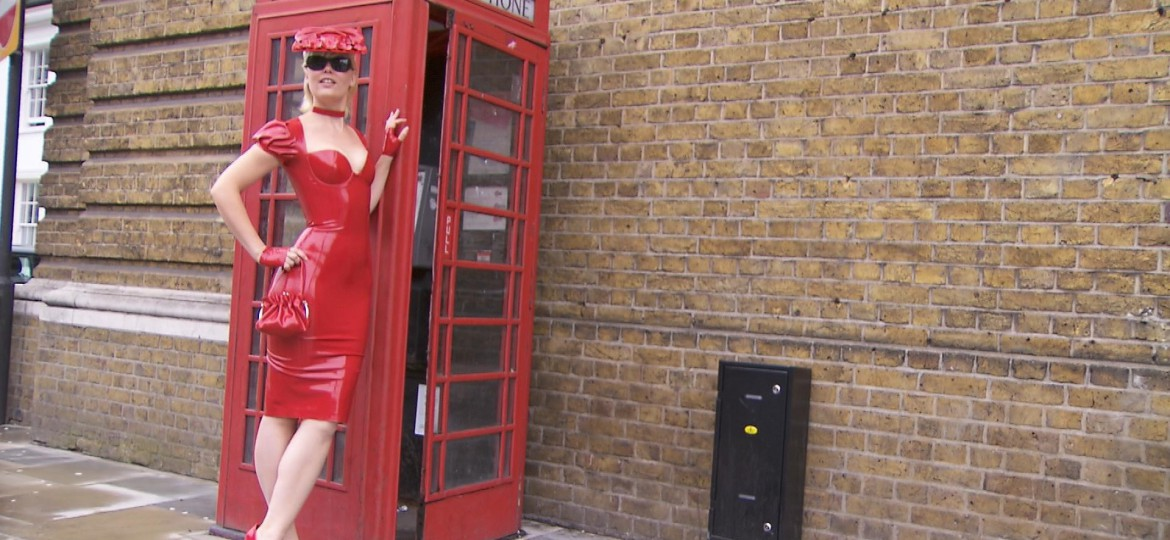 kabel eins – Low Budget und Latex in London