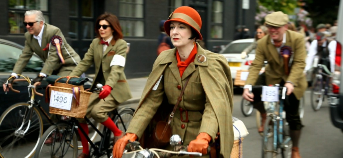 doppioTV – Tweed Run London